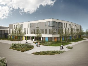 Paediatric Outpatients & Urgent Care Centre at Connolly Hospital